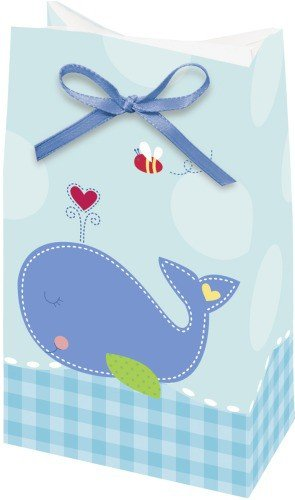 amscan Ahoy Pochette Cadeau pour bébé