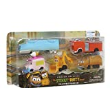 The Stinky & Dirty Show 5 Piece Collectible...