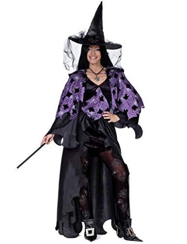 Passo Karneval - Le donne costume da strega, formato BRITANNICO 14-16 (451.742)