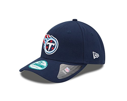 New Era Herren The League 9Forty Tennessee Titans Offical Team Colour Baseball Cap, One Size