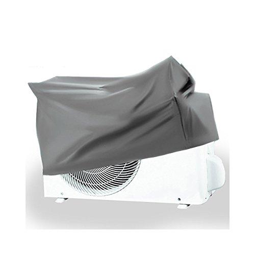 Vecamco Clima Plus–Telo Copri Climatizzatore Protettivo, 970 x 750 x 370 cm