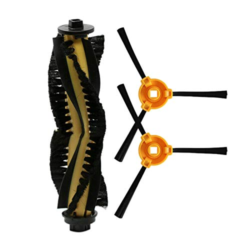Kuinayouyi Reemplazo del Cepillo Lateral del Filtro para Aspiradoras de Deebot N79 N79S Conga Excellence 990