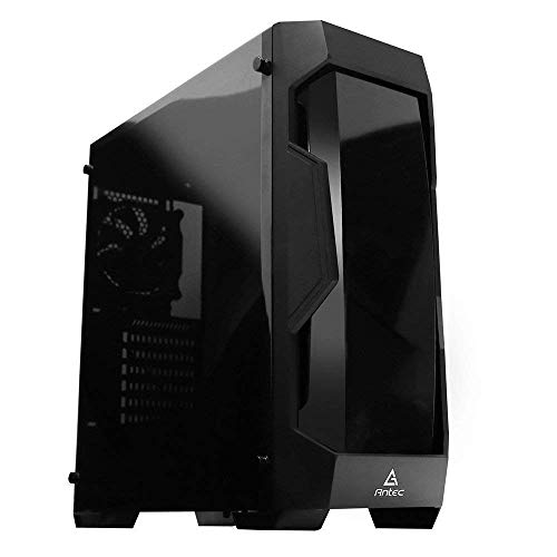 Antec Dark Fleet Series DF500 Mid-Tower PC/Gaming Computer Case with Dark...