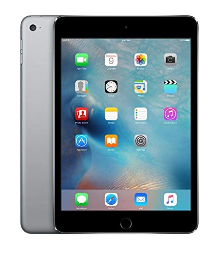 Apple iPad Mini 4 WiFi 16GB Gris Espacial (Reacondicionado)
