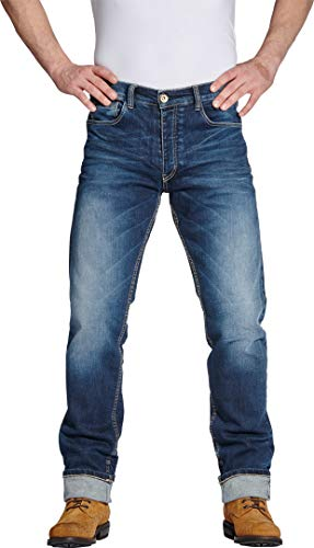Rokker Iron Selvage Washed Jeans 33 L34