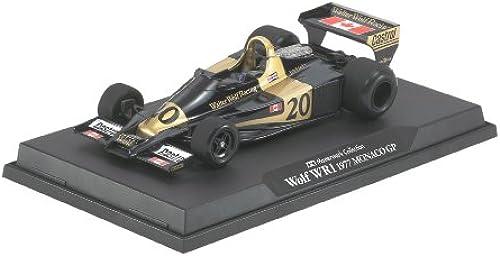 Wolf WR1 1977 MONACO GP