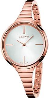 Calvin Klein 卡尔文克莱恩 美国品牌 瑞士制造 CK 活跃系列 石英手表 女士腕表 K4U23626