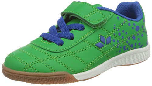 Lico Herren Eddy VS Multisport Indoor Schuhe, Grün Grün Blau Grün Blau, 38 EU