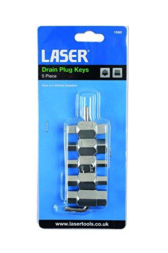 Laser 1580 10 carres pour Bouchons de vidange Moteur et Boite