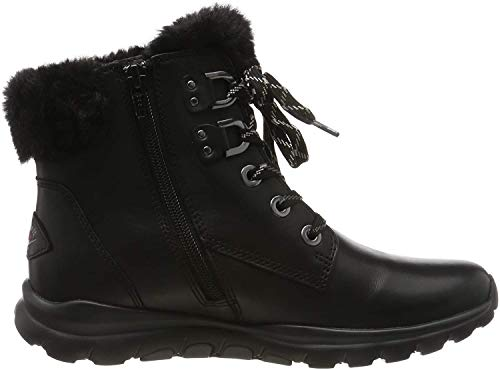 Gabor Shoes Damen Rollingsoft Stiefeletten, Schwarz (Schwarz (Webl.) 57), 39 EU