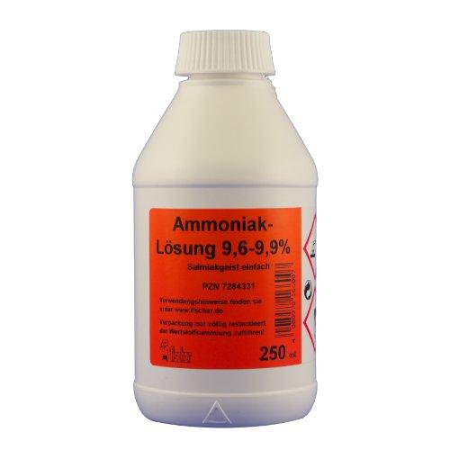 Ammoniaklösung 9,6-9,9% techn. 250 ml