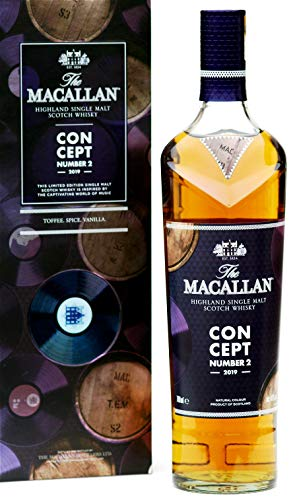 Whisky - The Macallan Concept Nº2 70 cl