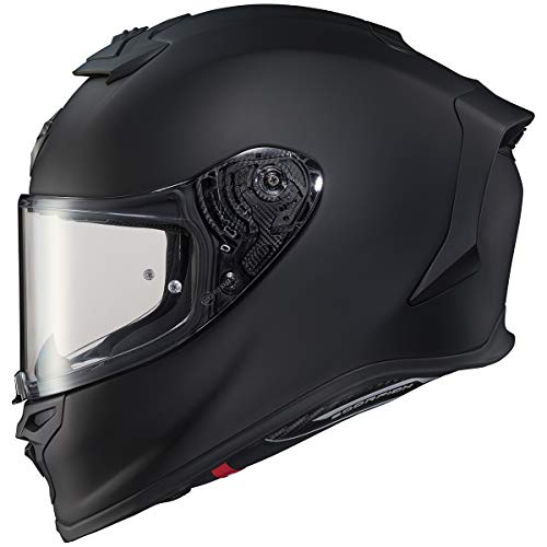 Scorpion R1 Air Helmet (Large) (Matte Black)
