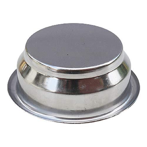 Guillala Filtro de café de doble capa de acero inoxidable presurizado reutilizable...