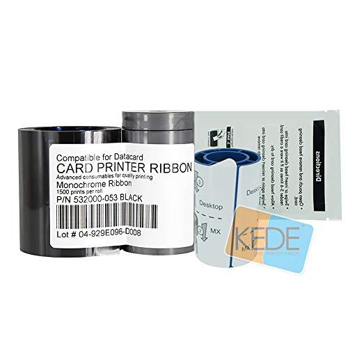 . 300/x 300/DPI, 1D, 2D, 830 Karten//Stunde, 200 Karten//Stunde, 85,6/x 53,98/mm /Plastikkartendrucker Kartendrucker DataCard SD260 Farbiger Druck 300/x 300dpi/