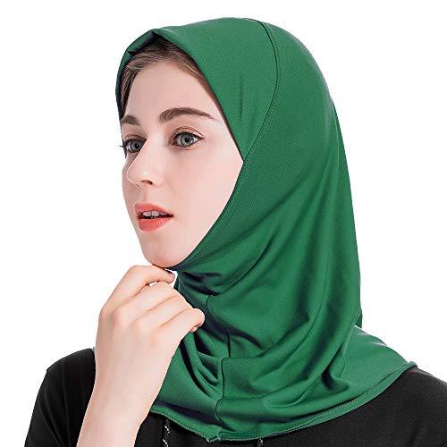Grsafety2019 Mujer Musulmana Hijab bufanda Elegante