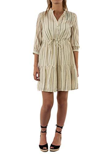 VERO MODA Damen VMOVIDA 3/4 Short Dress WVN Kleid, Birch, M