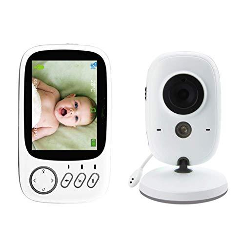 双方向通信と音声関数を備えた携帯用無線伝送カメラ、カラーLCDスクリーン