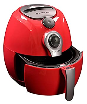 Air Fryers, Avalon Bay AB-Airfryer100R Airfryer (Red)