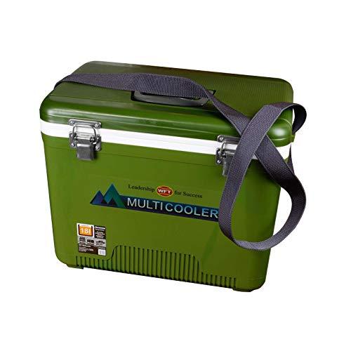 WFT Multicooler 28L green Kühlbox