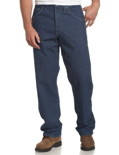 Wrangler Riggs Workwear Men's Carpenter Jean,Antique Indigo,31X34