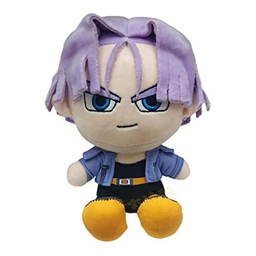 yskcsry Anime Dragon Ball Son Goku Sun Gohan Piccolo Vegeta Peluche Clásico Presenta Juguetes De Peluche Suaves Muñeca Cumpleaños para Niños 20Cm