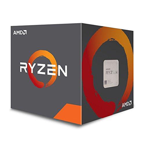 AMD Ryzen 3 1300X 34GHz