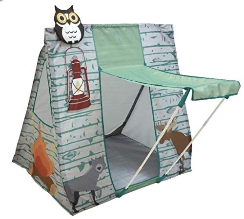 Playhut City Camping Adventure Play Tent