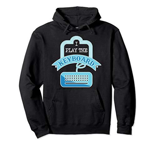 Spielen Keyboard Tastatur Programmierer Gamer PC IT Geschenk Pullover Hoodie