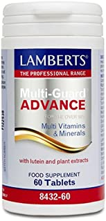 Lamberts Multiguard Advance - 60 Tabletas