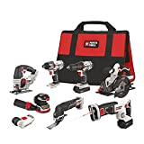 Best Power Tool Combo Kits - PORTER-CABLE 20V MAX Cordless Drill Combo Kit, 8-Tool Review
