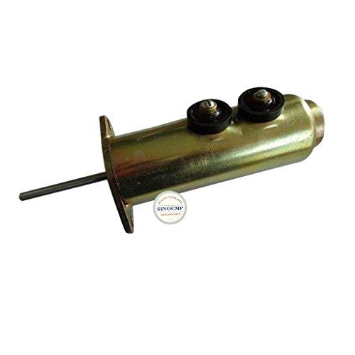 Solénoïde d'arrêt SINOCMP 6T-4122 6T4122 24 V pour excavateur de chenilles
