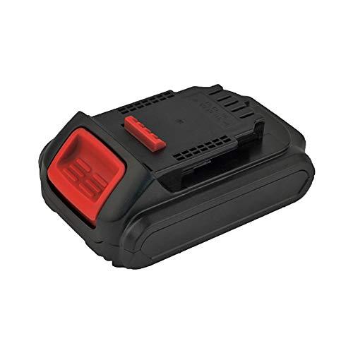 Replacement Battery for DeWalt DCF895L2 DCG412B DCF899 DCD980M2 DCD985 DCF889M2 DCF885 XR Li-Ion 18V DCD790D2 DCB201 DCB204 DCB200 DCB182 DCB201-2 DCB185 DCB184 DCB183 DCB182-XE DCB181-XJ (1500mAh)