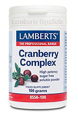 Lamberts Cranberry Complex Powder - 100g