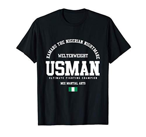Kamaru The Nigerian Nightmare Usman Gym...