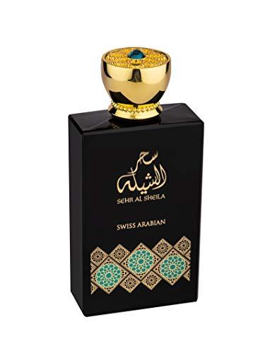 Sehr Al Sheila by Swiss Arabian Eau De Parfum Spray (Unisex) 3.4 oz / 100 ml (Women)