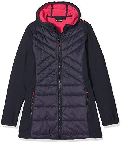 CMP - Abrigo para niña (tejido Softshell-hybrid), Niñas, A