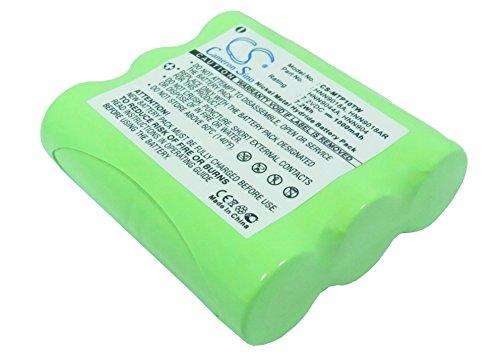 1000mAh Battery Replacement for Motorola MV12CV MU21C MU11 Talkabout Distance DPS MU12CV MU24CV SP50 P10 MU11CV MV11 HNN9044A HNN9018A HNN9056A 6060937H01 HNN9018 HNN9018AR HNN9018B HNN9027