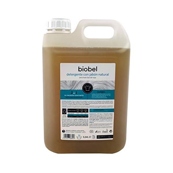 BioBel Detergente Liquido Eco – 1500 ml