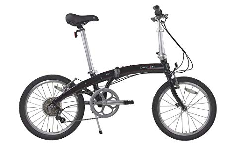 "Dahon MU D8 Obsidian 20"" Folding Bike Bicycle"