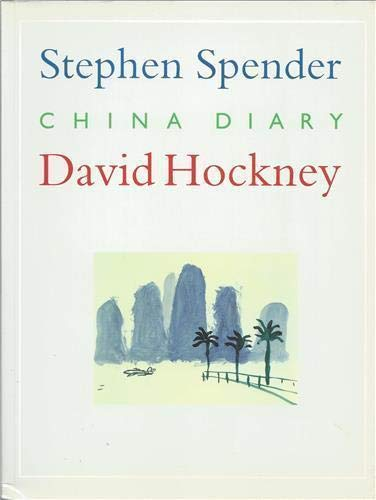 China Diary/With 158 Watercolors, Drawings and Photographs, 84 in Color