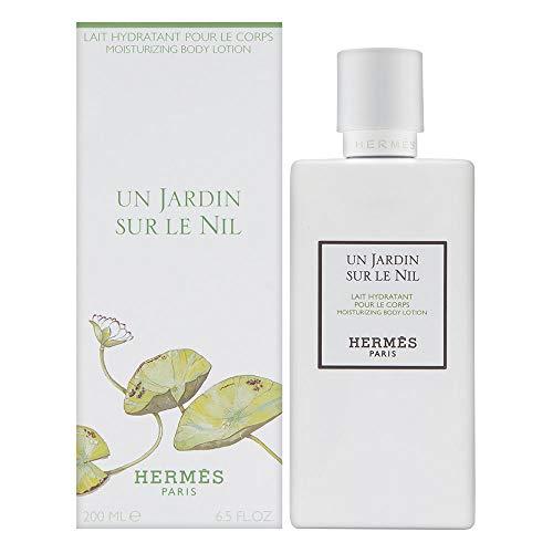 Hermes Paris Un Jardin Sur Le Nil Perfumed Body Lotion–200ml