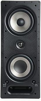 Polk Audio 265-RT High-Performance Audio 3-Way in-Wall Speaker