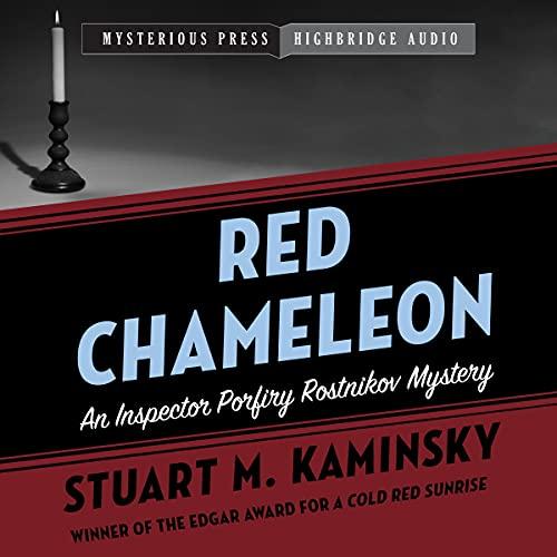 Red Chameleon cover art