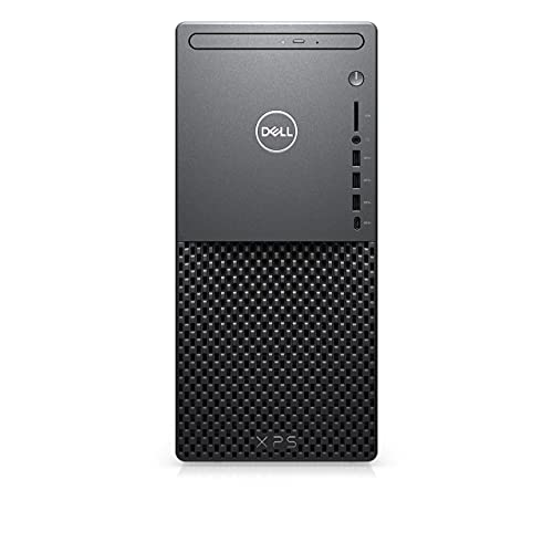 Dell XPS DT 8940, Intel Core i7-11700, NVIDIA GeForce RTX 3070, 32 GB de RAM, 1 TB SSD + 1 TB HDD, Win10 Home