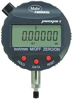 Mahr Federal 2034201 uMaxum II Indicator, ± 0.04
