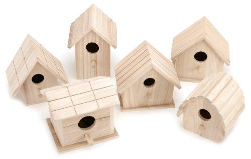 craft bird houses - 7