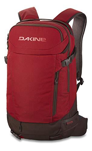 Dakine Men's Heli Pro 24L Backpack, Deep Red, One Size