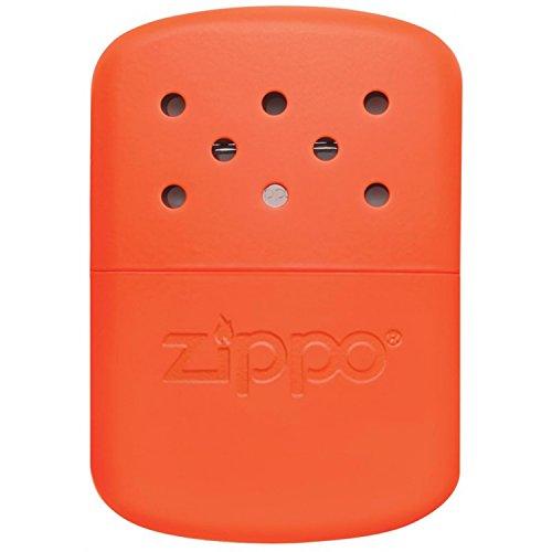 Zippo Handwarmer-12 Hour Warmer-orange Blaze Colour-can être Personalised-outdoor et utilisation en intérieur Hiver Essential