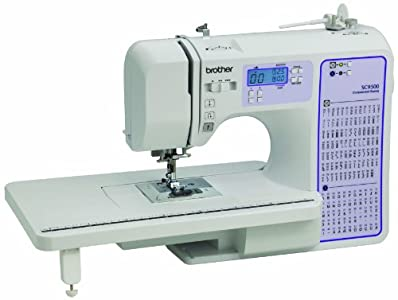 Brother SC9500 Computerized Sewing & Quilting Machine
